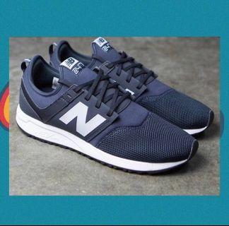 🚚 New balance 247 Navy Blue