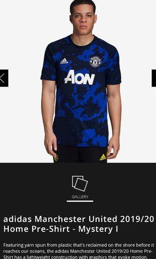 Manchester United 19/20 pre shirt