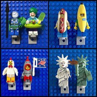 BN cute characters Minifigures