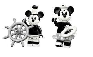 Lego 71024 Mickey Minnie Mouse Disney Minifigure Series 2 New sealed