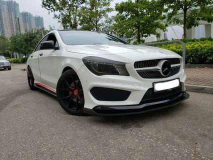 2015 Benz cla250 AMG