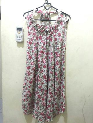#BAPAU Mididress Flower