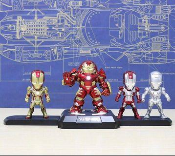 Marvel 復仇者聯盟 Q版模型