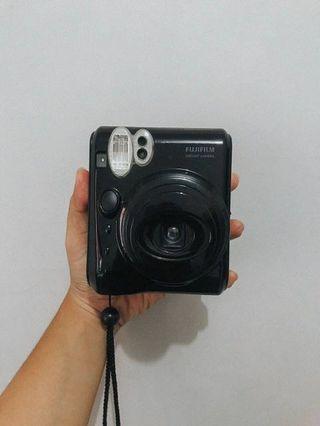 Fujifilm Instax Polaroid Mini 50s Black Piano