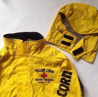Jaket Yellow Corn