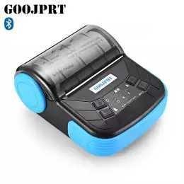 GOOJPRT MTP - 3 Portable 80mm Bluetooth Thermal Printer