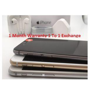 iPhone 6 64GB Original Apple FullSet 2ndHand