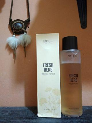 Toner Nacific Fresh Herb