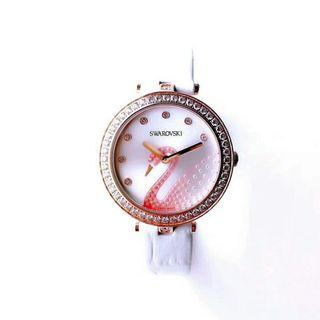 Jam tangan Swarovski AILA DRESSY LADY SWAN diamond WATCH