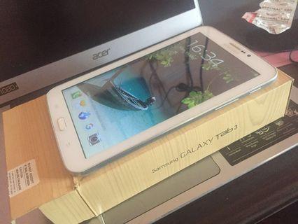 #BAPAU Samsung galaxy Tab 3 16 GB