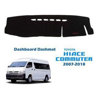Toyota Hiace Commuter 2007-2018 Dashboard Cover Dashmat