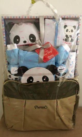 Pureen diaper set
