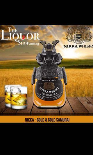 🚚 whisky samurai