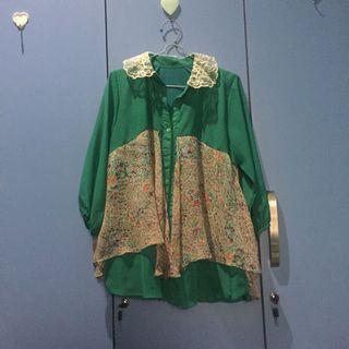 #BAPAU blouse