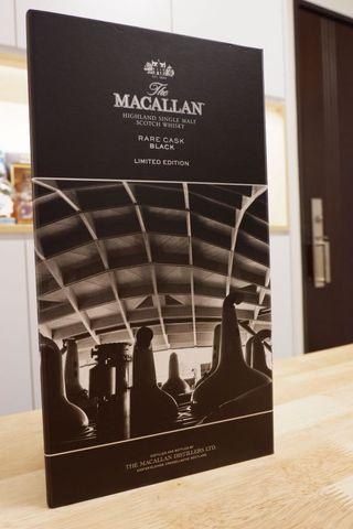 Macallan rare cask black 2018 麥卡倫