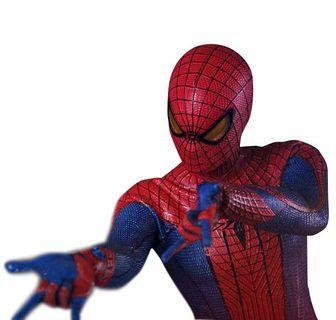 🚚 Hot Toys Amazing Spider-Man