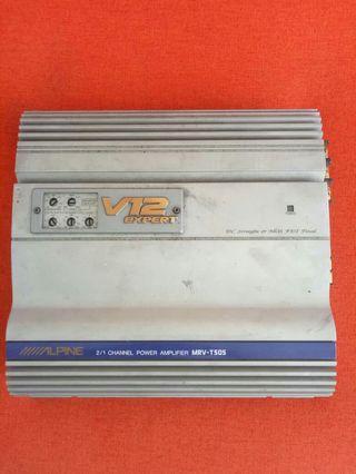 Power Amp  v12