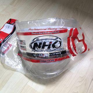 NHK Roadfighter R1 Clear Visor