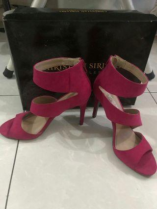 High heels import christian Siriano