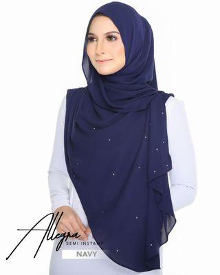 ⭐Instocks Grandahlia Instant Allegra in Navy