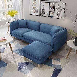 Sofa/1.4m sofa/1.8m sofa/Cloth sofa/As29
