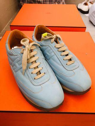 Hermes sneakers 波鞋 38.5號 910 全新