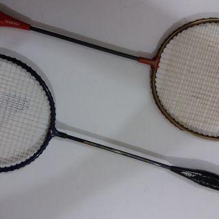 "original ""joerex"" badminton rackets"