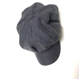 🚚 深灰 報童帽