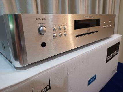 ROTEL Premium CD/HDCD Player RCD-1520