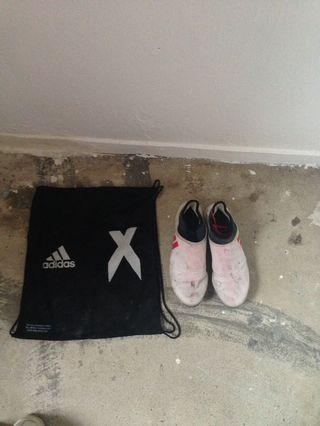 Adidas X football shoes