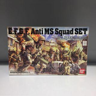 Bandai U.C. Hard Graph E.F.G.F. Anti MS Squad Set