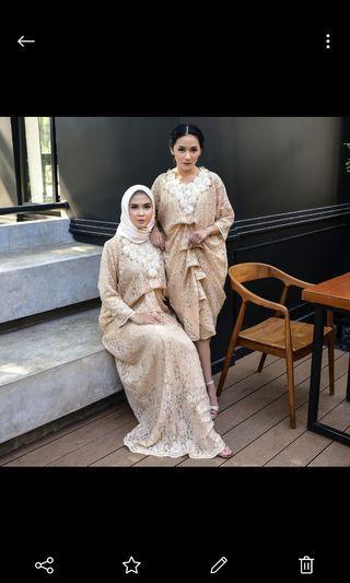 Ara Kaftan Dress by Binar (Long)