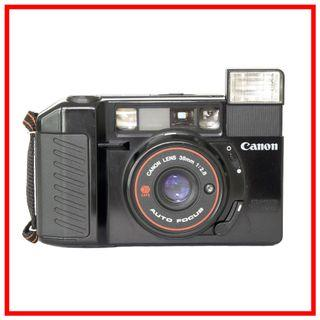 [Film Tested] Canon AF35MII Autoboy 2