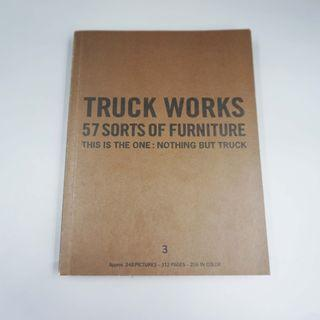 TRUCK WORKS 57 SPORTS OF FURNITURE BOOK