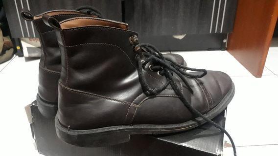 Boots Brygan Brown
