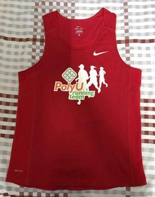 Nike PolyU Running tank