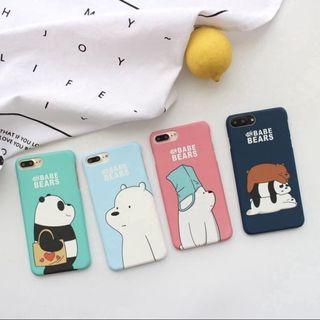 🚚 iPhone Matt We Bare Bear Case