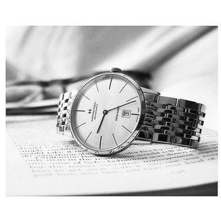 Hamilton American Classic Intra-Matic Automatic Silver Dial H38455151 Stainless Steel Bracelet Watch