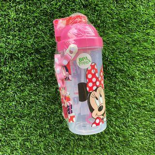 BNIB Authentic Minnie Mouse Water Bottle