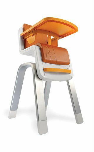 Highchair nuna zaaz baby chair high chair kursi makan bayi joie cocolatte pegperego mothercare