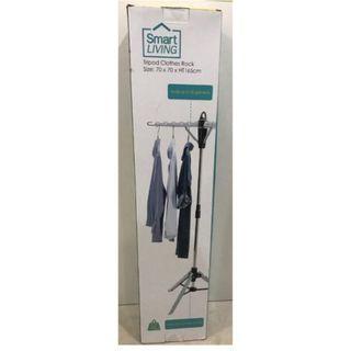 Smart Living Tripod Clothes Rack