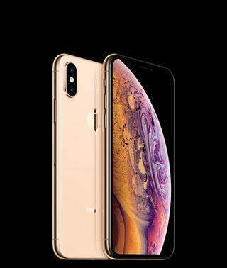 Brand New IPhone Xs Max 64GB Gold/Gray (Clear Stock)