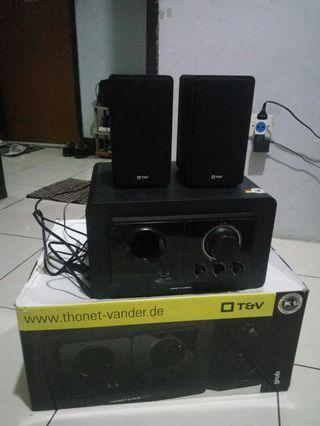 Speaker T&V Grub