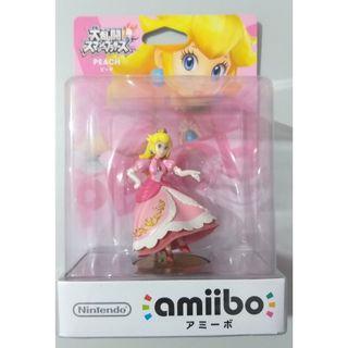 Peach Amiibo (SSB)