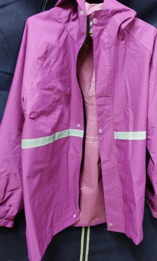 🚚 可pc含運至5/19↠雨衣雨褲分體套裝,僅拆未使用。