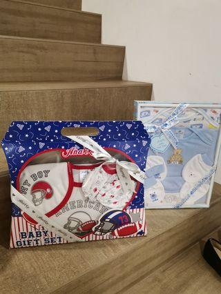 Baby boy gift sets clothes