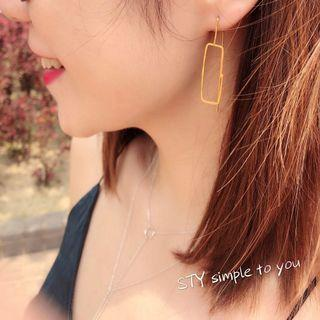 泰飾耳環 / Thailand hand made 925 earring