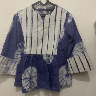 Batik tie dye (dian pelangi look alike)
