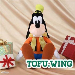 Disney Goofy 高飛 公仔 - 日本直送正品💯