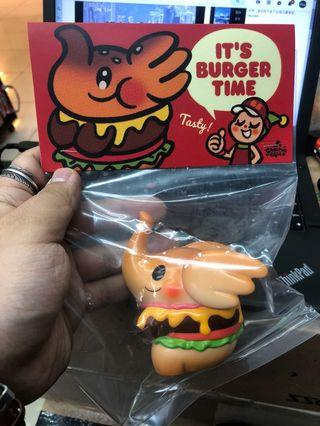 Mini Burger elfie